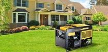 Выбор генератора для частного дома: виды, особенности и характеристики