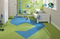Как выбрать ковролин для детской комнаты: виды и особенности