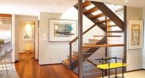 Как выбрать внутреннюю лестницу для дома: советы и характеристики