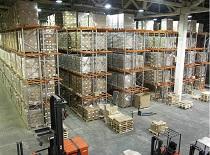 Паллетные стеллажи для склада: типы и особенности применения