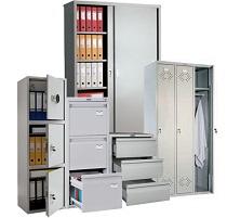 Металлическая офисная мебель: преимущества и особенности применения
